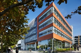 Center for Interactive Research on Sustainability - North America's 'greenest' building